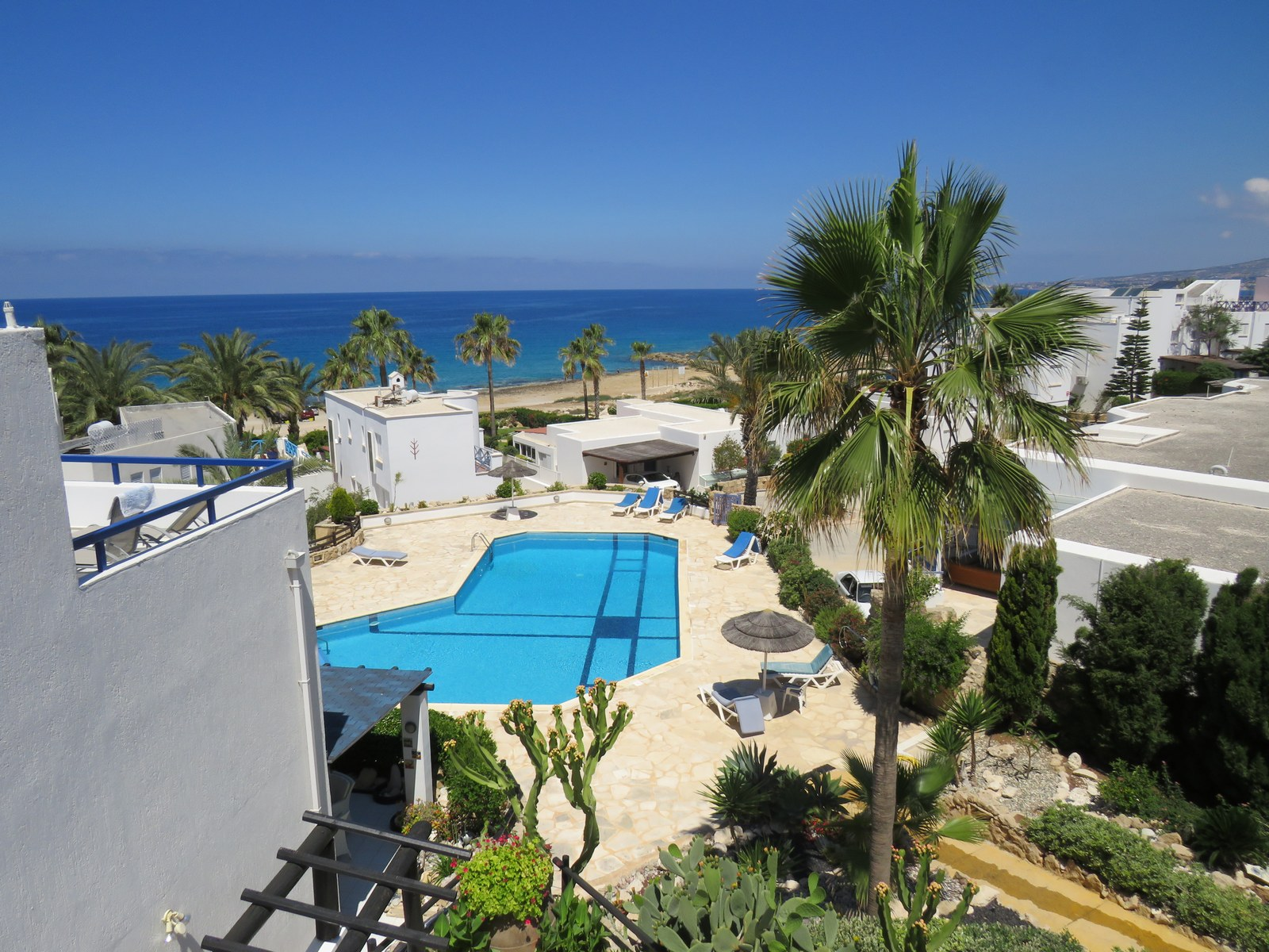 Holiday To Paphos Single Room